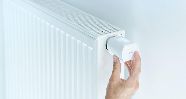 termostatická hlavica
