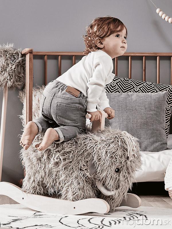 Chlpatý mamut od značky