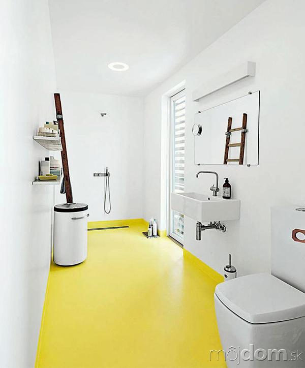 Liata (polyuretánová) podlaha v
