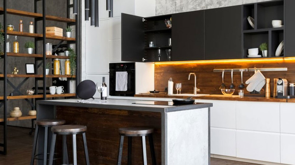 Buďte dizajnérom svojho bývania.