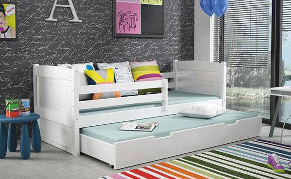 Kupujete poschodovú posteľ? Tu