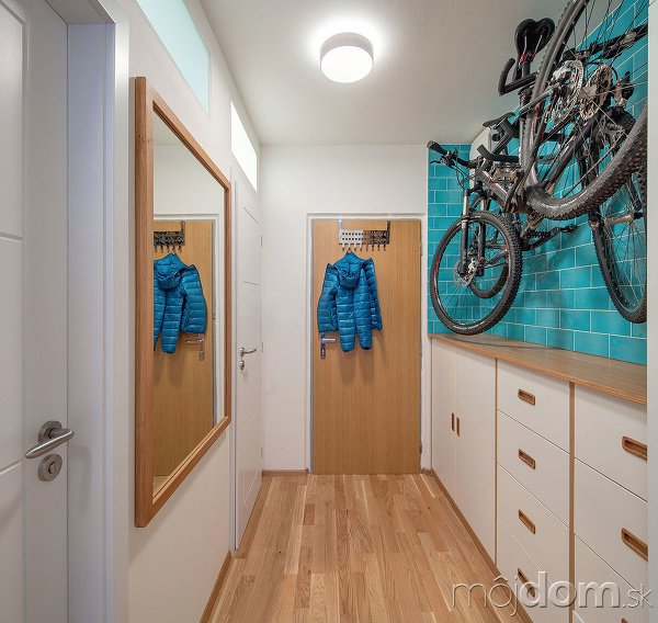 Bicykle našli svoje miesto