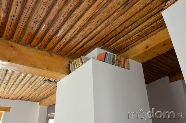 povalový strop