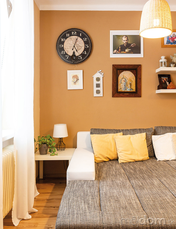 Dušanova fotka na stene