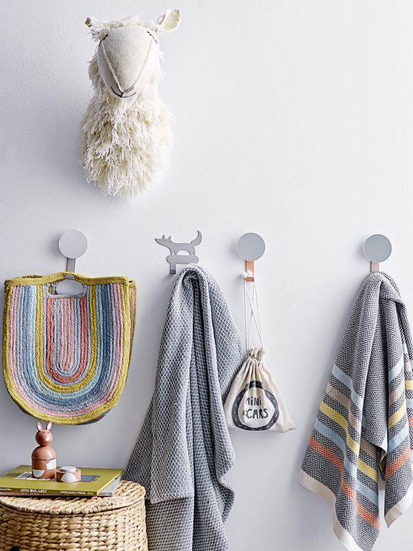 háčiky na uteráky