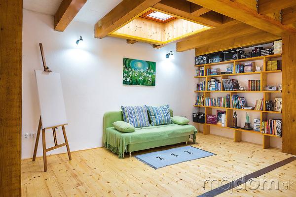 Drevená podlaha je z3