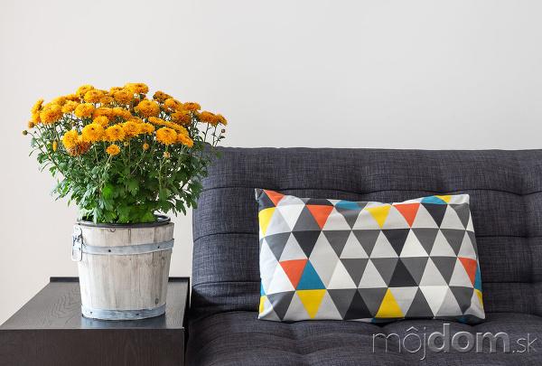 Jesenné dekorácie do interiéru