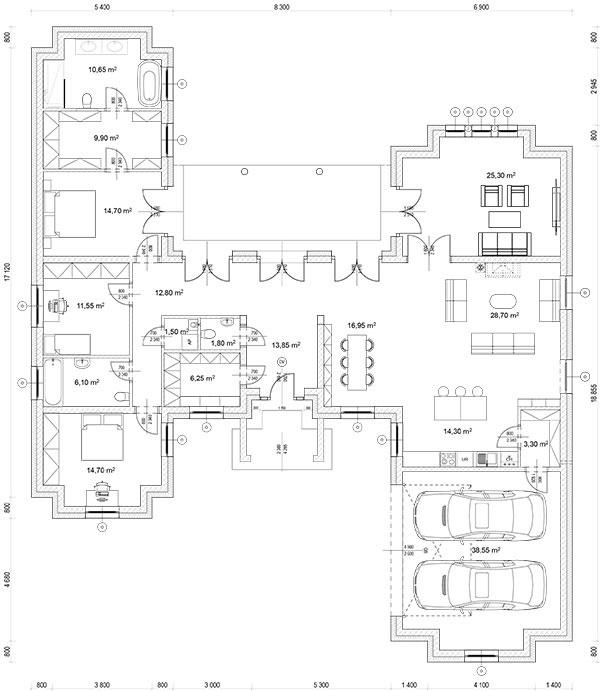 Luxusný rodinný dom CASA