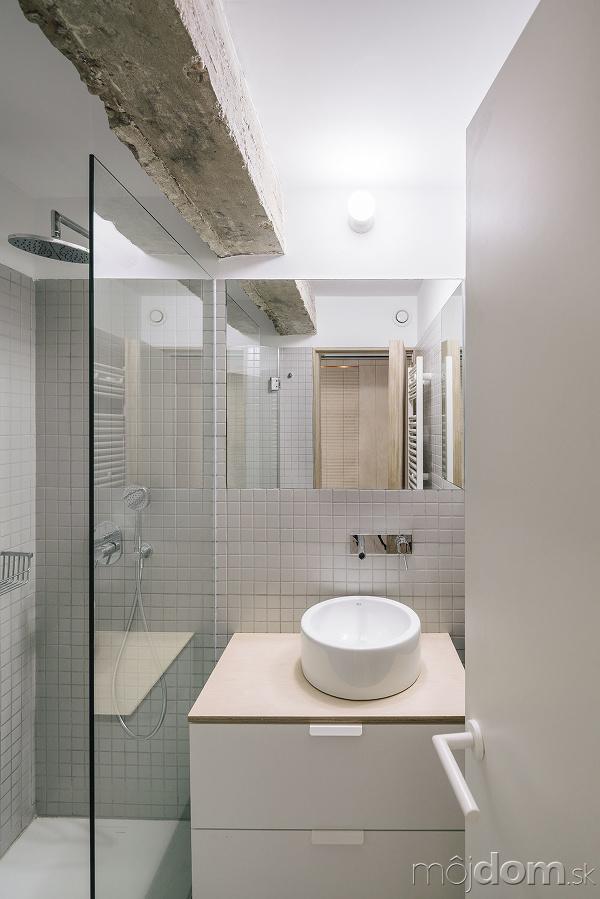 kúpeľňa so sprchou