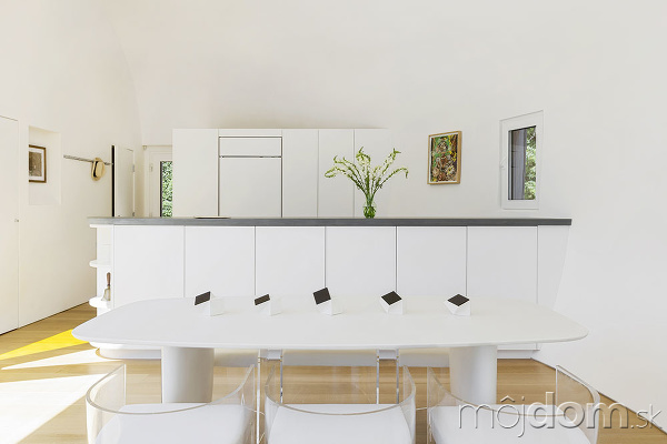 spoločné priestory – kuchyňa,