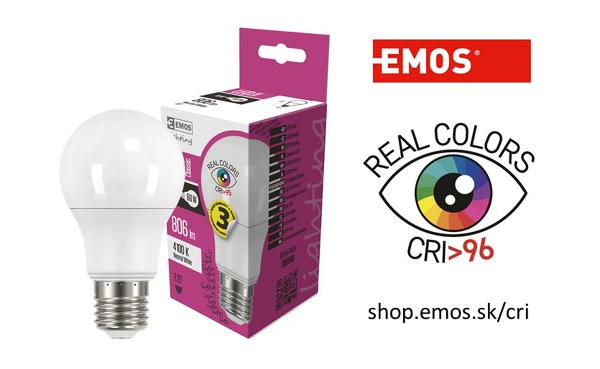 LED žiarovky a svietidlá