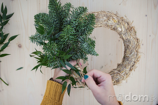 vianočný venček