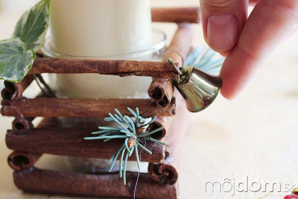 voňavý svietnik