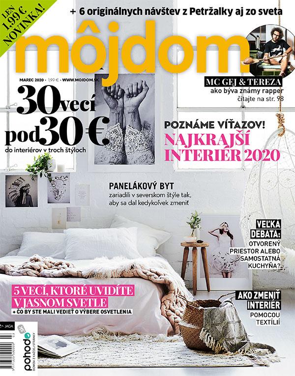 časopis Môj dom