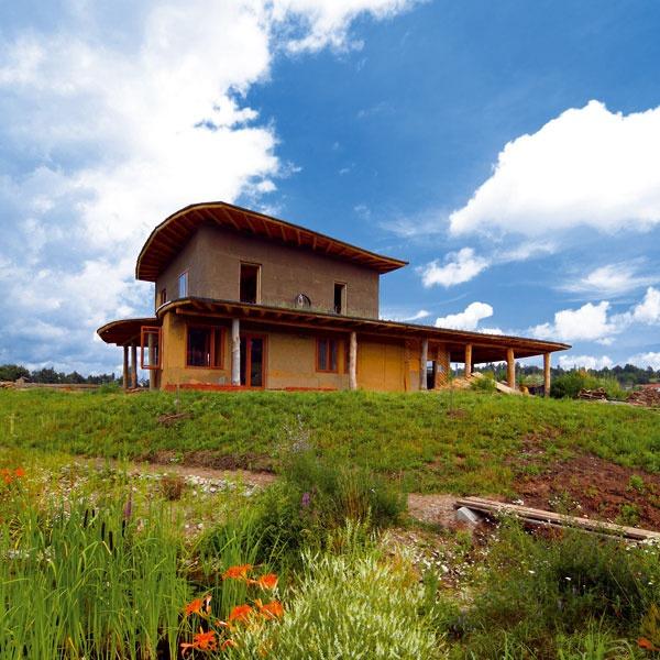 Energeticky pasívny dom z