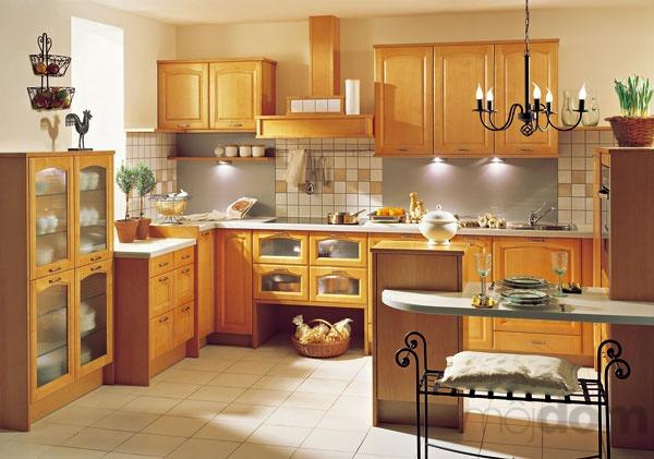 Vidiecka alebo rustikálna kuchyňa?