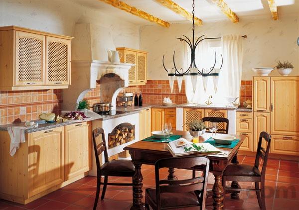 Vidiecka Alebo Rustik 225 Lna Kuchyňa Gal 233 Ria Mojdom Sk