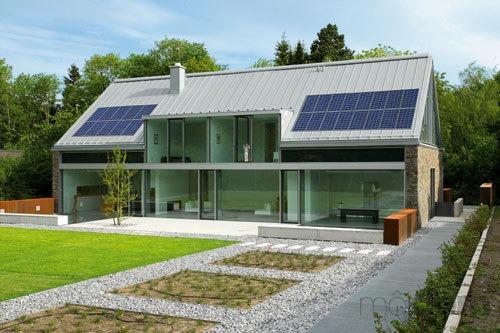 Moderné domy dokážu vyrábať