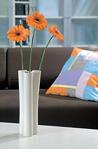 Ručne robená keramická váza