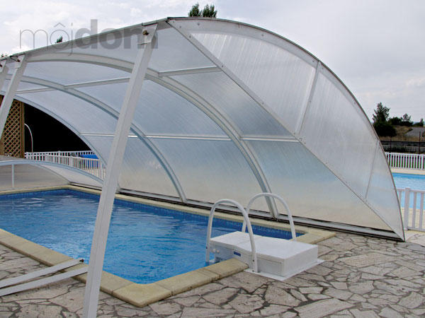Pravidelné tvary bazénov sa