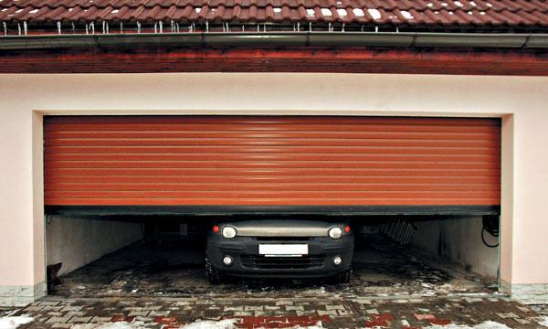 Rolovacie garážové a priemyselné