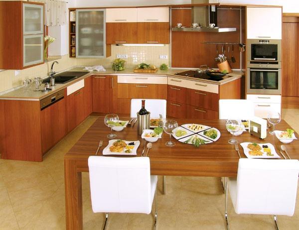 Kuchyňa Orech od firmy
