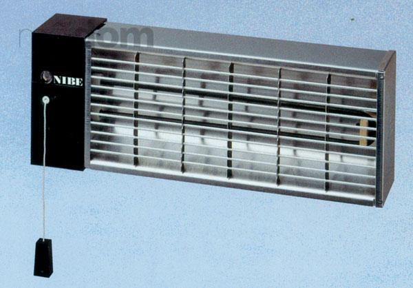 Elektrické infražiariče sú určené