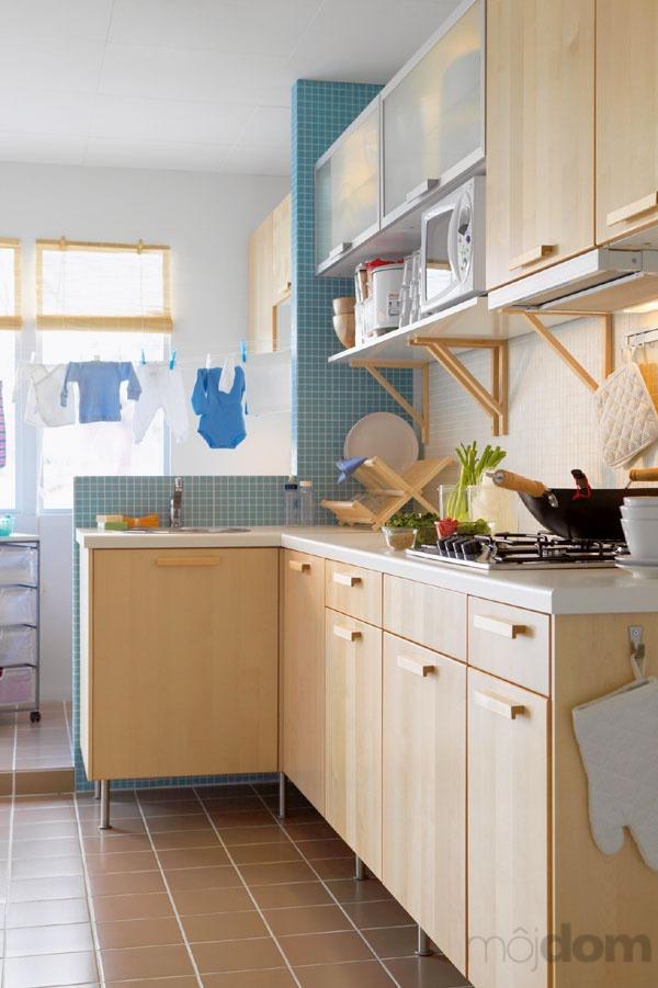 Malá a asertívna kuchyňa