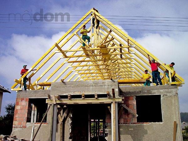 Vyberáme stavebnú firmu