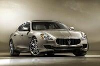 Nové Maserati Quattroporte je