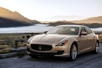 Maserati Quattroporte 2013 dosiahne