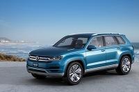 Volkswagen predstavil veľké SUV
