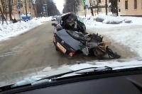Ruská divočina na cestách,