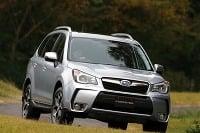 Subaru Forester po štvrtý