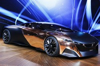 Automobilové koncepty značky Peugeot