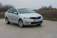 TEST: Škoda Rapid 1,6