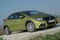 Honda Civic 1,6 i-DETC má pod kapotou menší a veľmi úsporný vznetový motor.