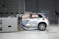 Mitsubishi ASX je jedným z dvoch modelov malých SUV, ktoré získali najvyššie hodnotenie.