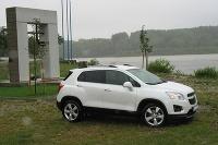 Chevrolet Trax prišiel už aj k slovenským zákazníkom po prezentácii v Devíne.