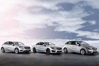 Mercedes - Benz začína