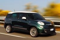 Fiat 500 L Living je ďalší model odvodený z pôvodnej 500-ky.