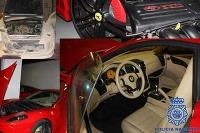 Falzifikáty Ferrari na prvý