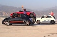 Fiat 500 Abarth ako
