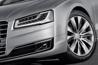 Audi A8 podstúpilo výraznú