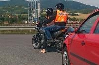 Motocyklové topánky sú dôležité