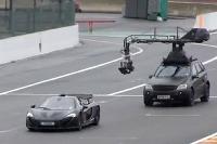 McLaren P1 skúšali z