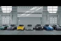 Porsche 911 si zahralo