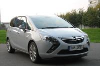 Opel Zafira Tourer 1,6 CDTi Ilustračné foto