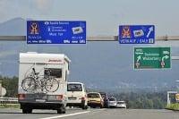 Poplatky za diaľničné nálepky