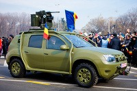 Dacia Duster vstupuje do
